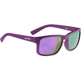 Alpina Kosmic Glasses purple matt